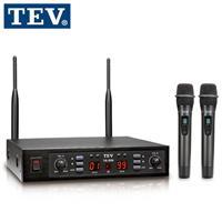 TEV 台灣電音 TR899 1/2 UHF 雙頻 99 CH 無線麥克風