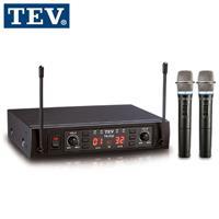 TEV 台灣電音 TR632 1/2 UHF 雙頻 32 CH 無線麥克風
