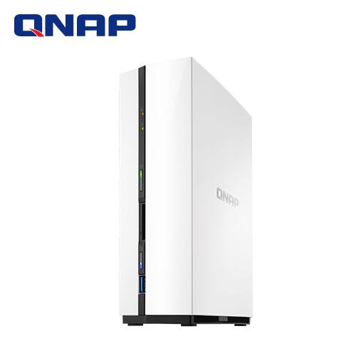 QNAP威聯通 TS-128 1Bay網路儲存伺服器