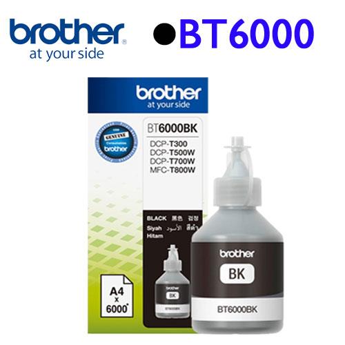 Brother BT6000BK 原廠墨水 (黑)