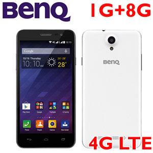 BenQ B50 4G LTE全頻智慧型手機 極簡白  8G