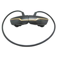 Dreamtec 磁吸項圈運動型藍牙耳機 黑