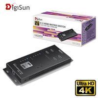 DigiSun VH742 4K2K HDMI 四進二出矩陣切換器