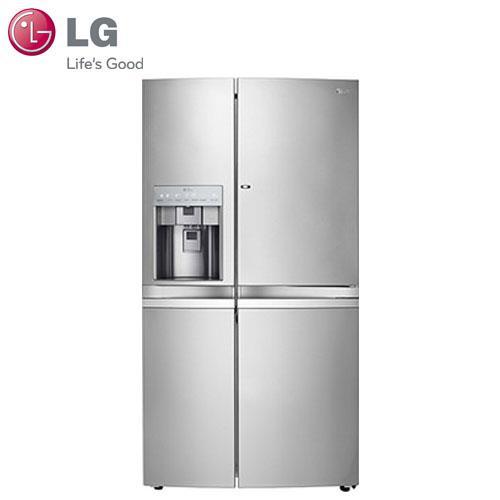 LG 樂金 門中門對開電冰箱 775L GR~DP78N 精緻銀