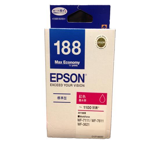 EPSON T188350 原廠紅色墨水匣