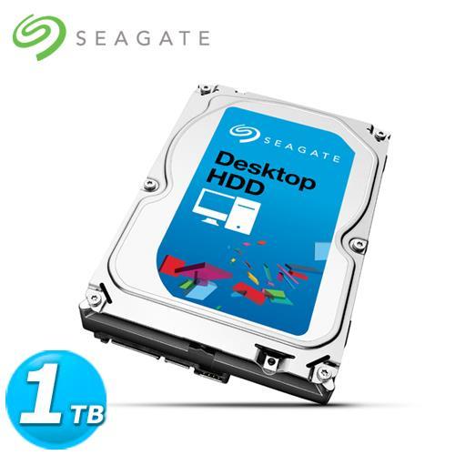 Seagate 希捷 Desktop 3.5吋 1TB SATA3 內接硬碟