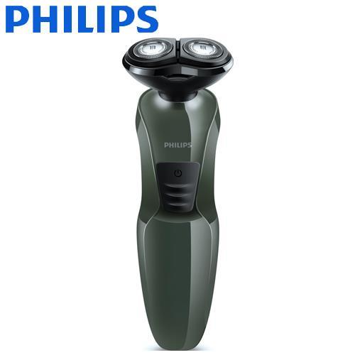 Philips 飛利浦旋鋒系列兩刀頭水洗電鬍刀YQ308