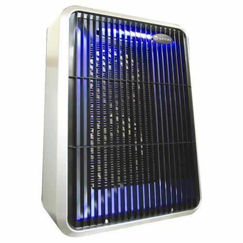 KINYO 二合一強效捕蚊燈KL-122
