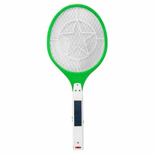 KINYO 太陽能捕蚊拍(充電式) CM-2226