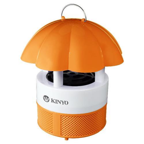 KINYO 南瓜造型強效捕蚊燈(吸入式) KL-103