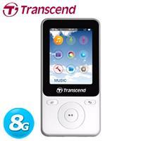 Transcend 創見 MP710 音樂播放器 8GB 白