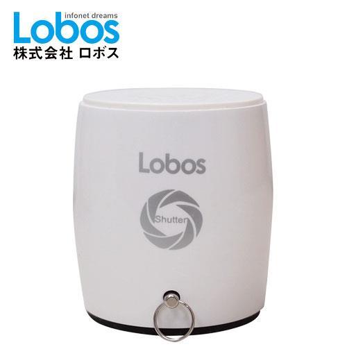 Lobos益運 無線藍芽喇叭+自拍器 MB3S 珍珠白