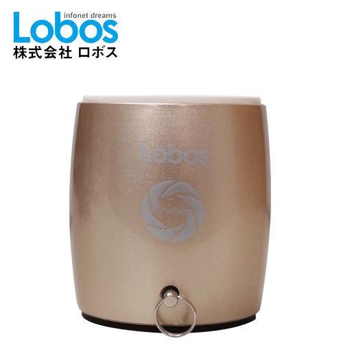 Lobos益運 無線藍芽喇叭+自拍器 MB3S 尊爵金