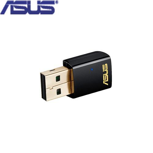 ASUS 華碩 USB-AC51雙頻 Wireless-AC600介面卡
