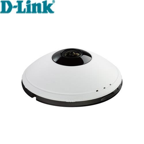 D-LINK 友訊 DCS-6010L 360°魚眼無線網路攝影機