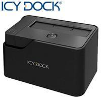ICY DOCK 2.5/3.5吋SATA/IDE超高速USB 3.0硬碟外接座-MB981U3-SA
