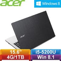 ACER宏碁 Aspire E5-573G-50PC 15.6吋筆記型電腦 白