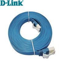 2米 Cat.6 UTP高速扁平網路線(藍色)