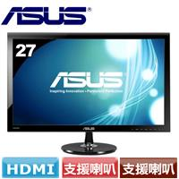 R2【福利品】ASUS VS278H 27型LED螢幕