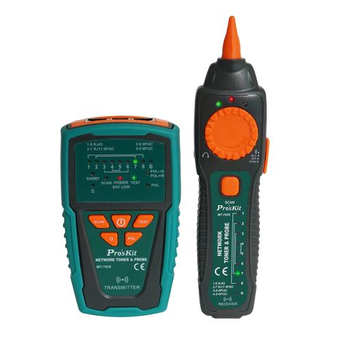 Pro'sKit 音頻網路查線器MT-7028