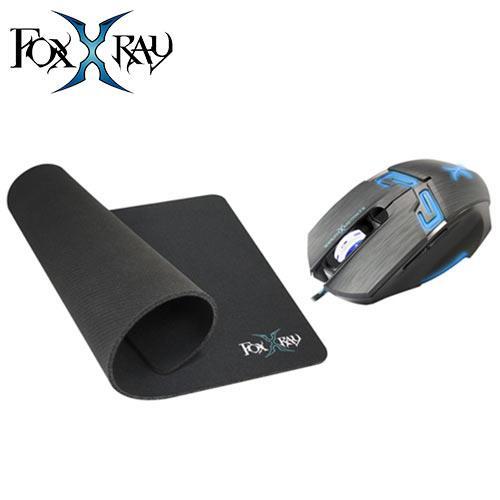 FOXXRAY 狐鐳 流星獵狐 光學電競滑鼠組 FXR~BMP~07