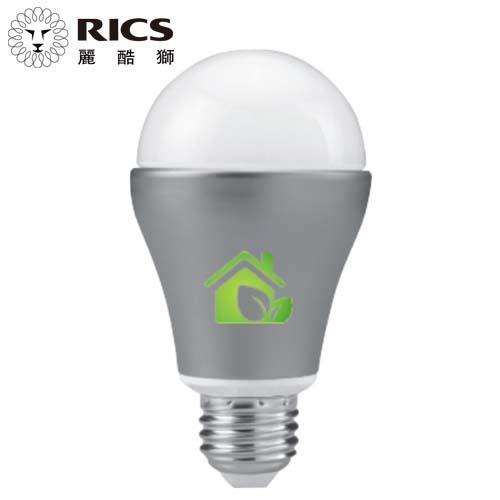 RICS 麗酷獅 光觸媒抗菌燈泡 7W 白光