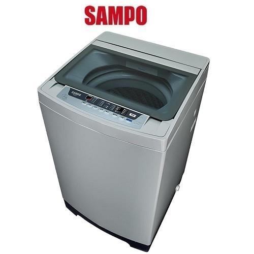 SAMPO聲寶10.5公升微電腦操控洗衣機ES-D11F(G)