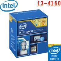 Intel英特爾 Core i3-4160 中央心處理器