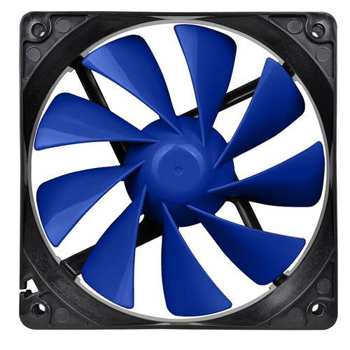 Thermaltake曜越 Pure 12公分 DC靜音風扇(藍色)