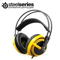 Steelseries 賽睿 Siberia 西伯利亞 V2 電競耳機麥克風 黃