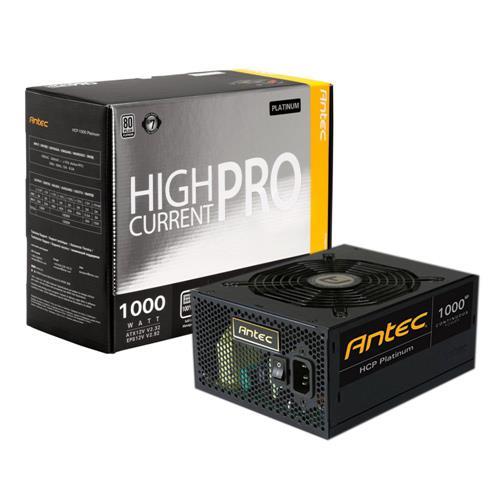 Antec HCP-1000 1000W 白金牌認證全模組化 電源供應器