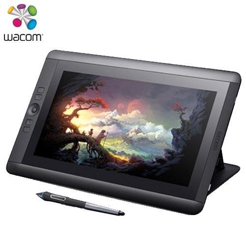 Wacom Cintiq 13HD touch 觸控繪圖顯示器 DTH-1300