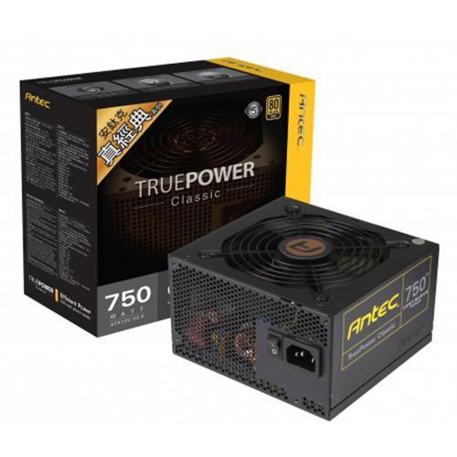 Antec TP-750C 750W 金牌認證 電源供應器