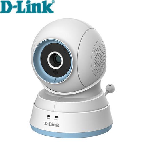 【網購獨享優惠】DLINK DCS-850L Mommy Eye 媽咪愛 旋轉式無線網路攝影
