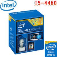 Intel英特爾 Core i5-4460 中央心處理器