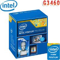 Intel英特爾 Pentium G3460 中央心處理器