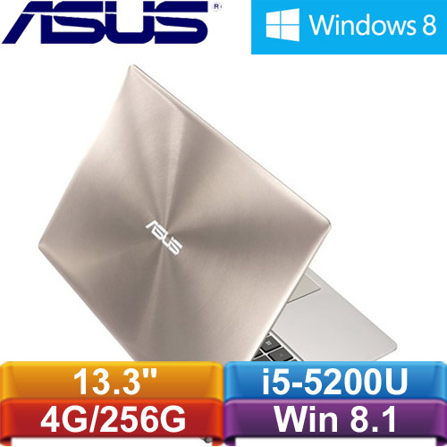ASUS華碩 ZENBOOK UX303LB-0071A5200U 13.3吋筆記型電腦