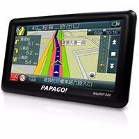 PAPAGO! WayGo 220五吋高效能衛星導航機搭載最新國道計程系統
