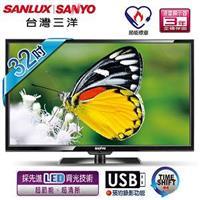 【SANYO台灣三洋】32吋LED背光液晶顯示器+視訊盒/SMT-32MV8