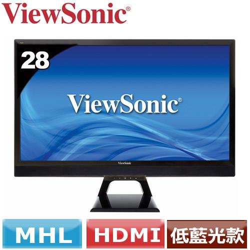 R2~ 品~ViewSonic 28型廣視角液晶螢幕 VX2858SML