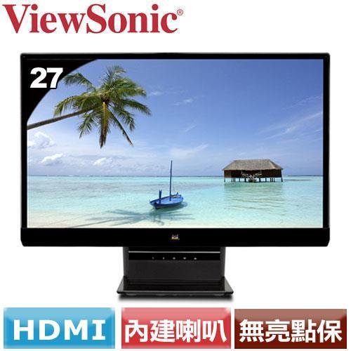 R2~ 品~ViewSonic優派VX2770Smh~LED 27型IPS面板