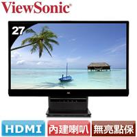 R2【福利品】ViewSonic優派VX2770Smh-LED 27型IPS面板