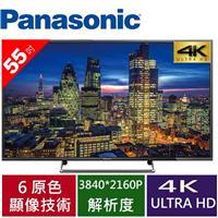 Panasonic國際 55型4K LED連網液晶電視 TH-55CX600W