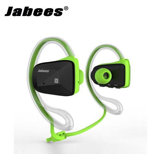 Jabees Bsport 運動型防水藍牙耳機麥克風 綠