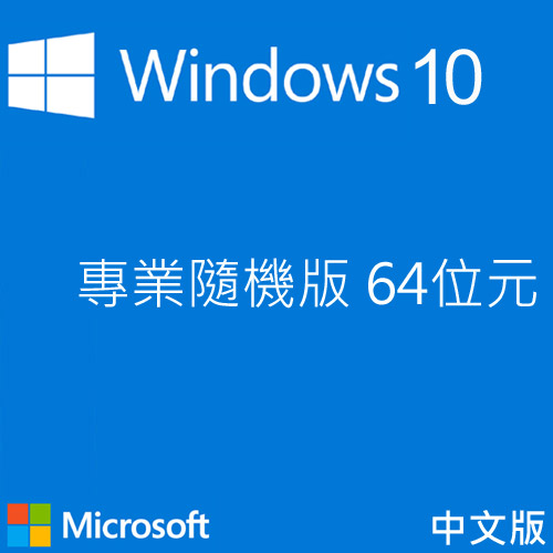 Windows 10 中文专业随机版 64位元