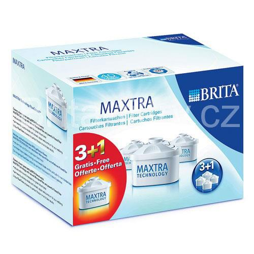 德國 BRITA 新一代長效濾心 Maxtra (3+1)裝
