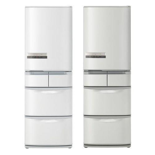 HITACHI 日立 RS42EMJ 日製420L五門變頻冰箱(右開) RS42EMJ星燦不鏽鋼