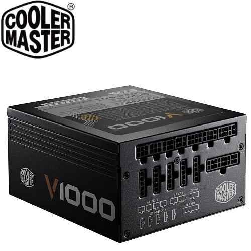 Eclife-Cooler Master V1000   1000W