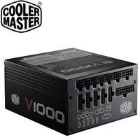 Cooler Master V1000 金牌認證 全模組化 1000W電源供應器