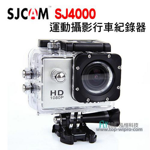 Eclife-FLYone SJCAM SJ4000w WIFI / ()